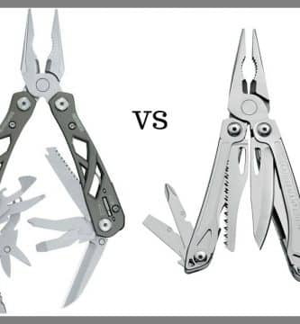 Gerber Suspension vs Leatherman Sidekick