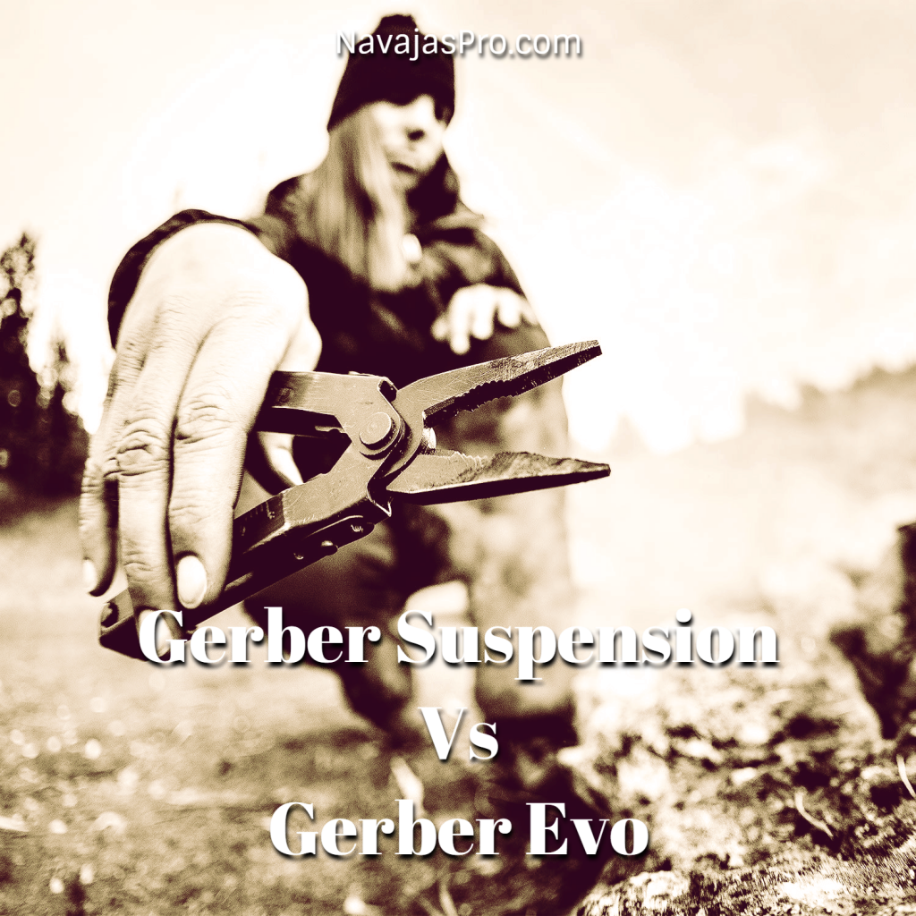 Gerber Suspension Vs Evo